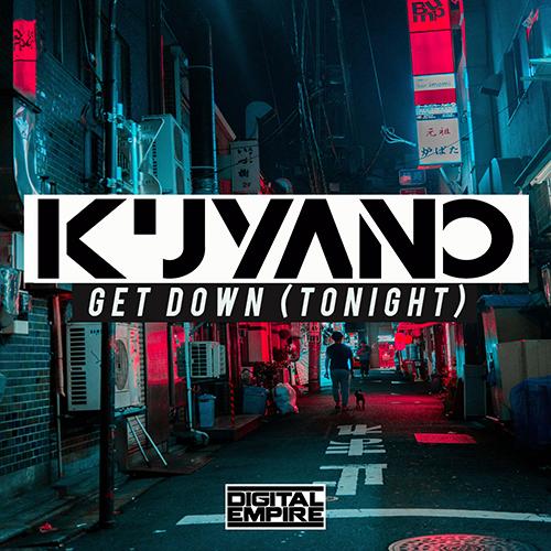 Kuyano - Get Down (Tonight)