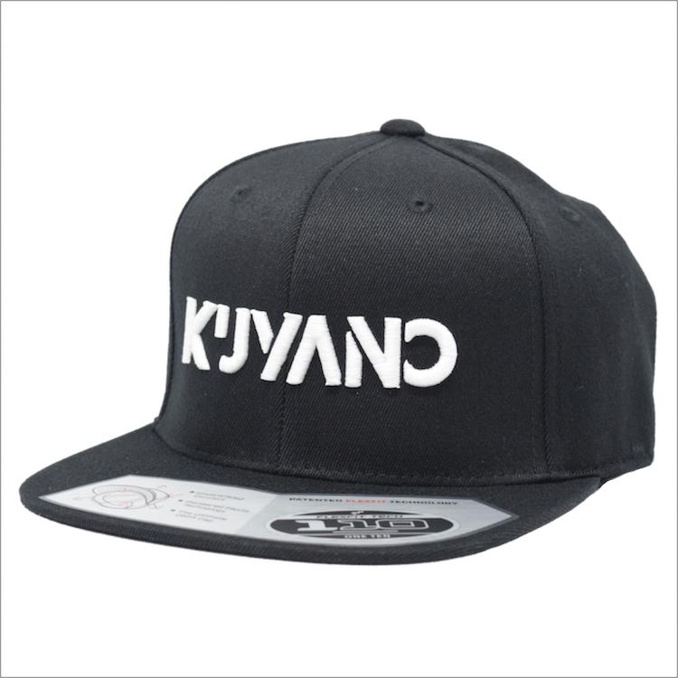 kuyano_snapback_black