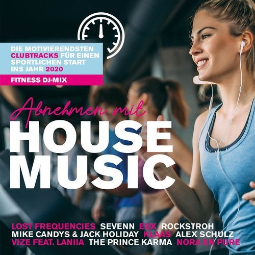 Selected. - Abnehmen mit House Music